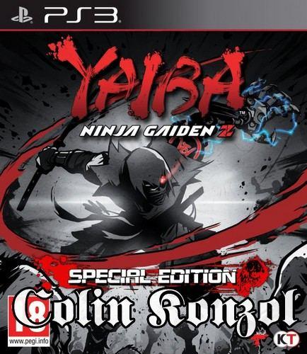 Yaiba Ninja Gaiden Z (