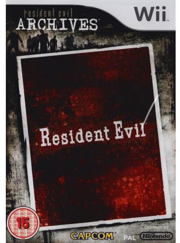 Resident Evil Archives Resident Evil
