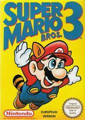 Super Mario Bros. 3 UKV  (Box+Cartridge)(NES)