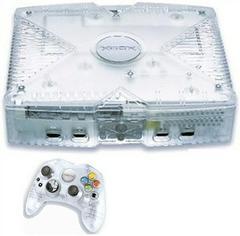 Microsoft XBOX Crystal (ugy. Controller+AV kábel)