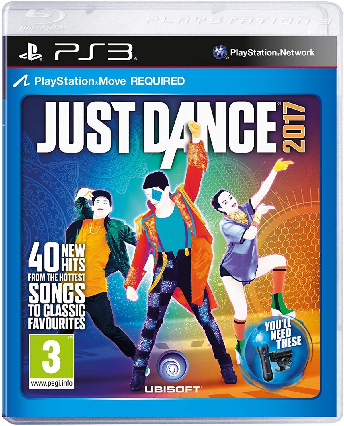 Just Dance 2017 (Új!)