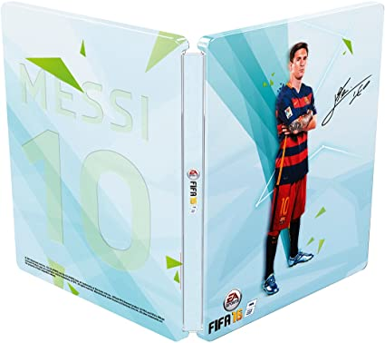 FIFA 16 Steelbook Edition