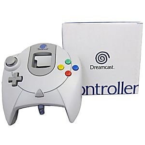 SEGA Dreamcast Controller (boxed)