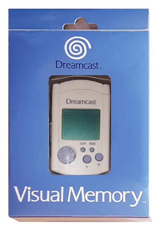 SEGA Dreamcast VMU (boxed)