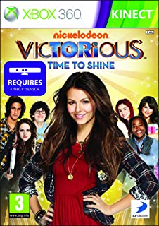 Nickelodeon Victorious Time To Shine