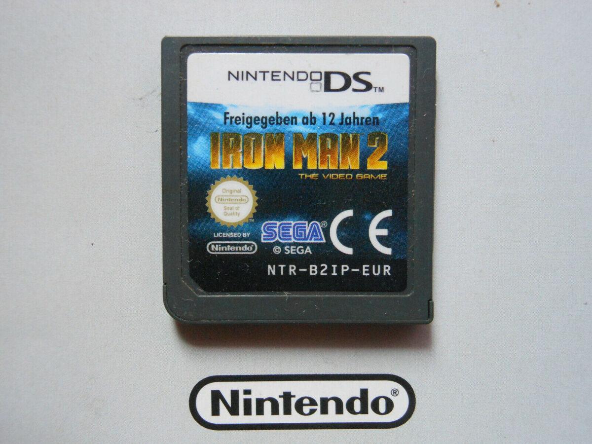 Iron Man 2 DS (CTR)