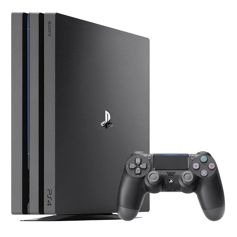Sony PlayStation 4 Pro 1TB SSD!