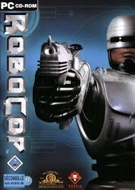 RoboCop (Német borító) Választható angol nyelv