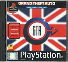 Grand Theft Auto London (no map)