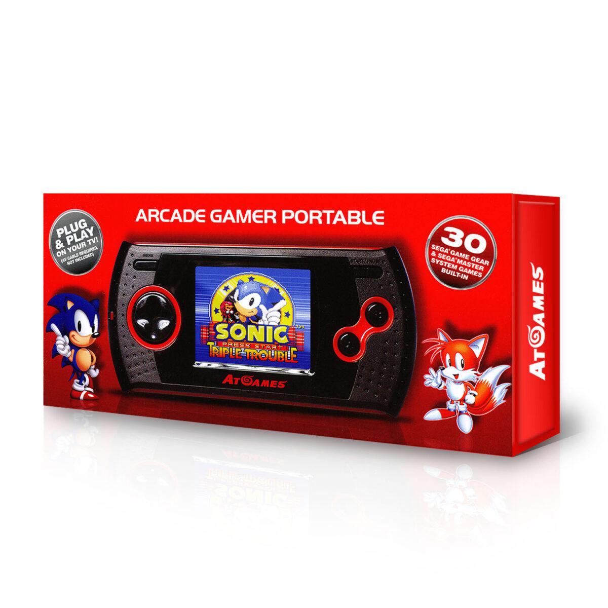 SEGA Handheld Arcade Game