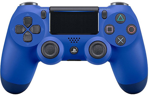 Sony PlayStation 4 DualShock 4 Controller kék (V2)
