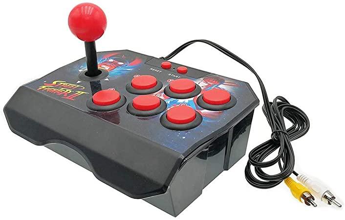 MSI Street Fighter II Plug & Play TV Game