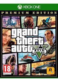 Grand Theft Auto 5 Premimum Edition (ÚJ)