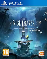 Little Nightmares II Day One Edition (Kód él)