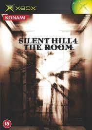 Silent Hill 4The Room (Német borító,választható angol nyelv)