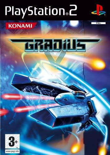 Gradius V (Német Borító, válaszatható angol nyelv)