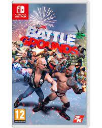 WWE BattlegroundS (Nintendo Switch)