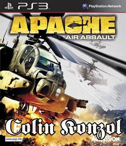 Apache Air Assault (Co-op)