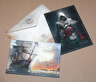 Assassin's Creed 4 Black Flag Litográfia
