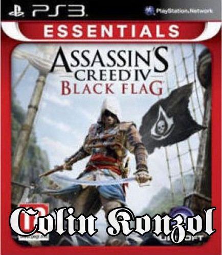 Assassin's Creed IV Black Flag (Essentials) (Magyar felirat)