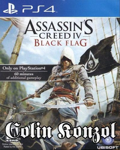 Assassin's Creed IV Black Flag (Magyar felirat)