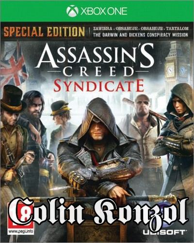 Assassin's Creed Syndicate (Magyar felirat)