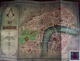 Assassins Creed térkép Syndicate
