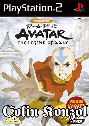 Avatar The Legend of Aang (The Last Airbender)