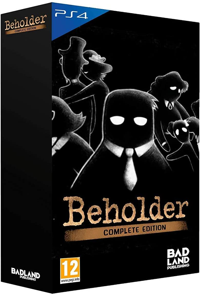 Beholder Complete Collectors Edition (Új)