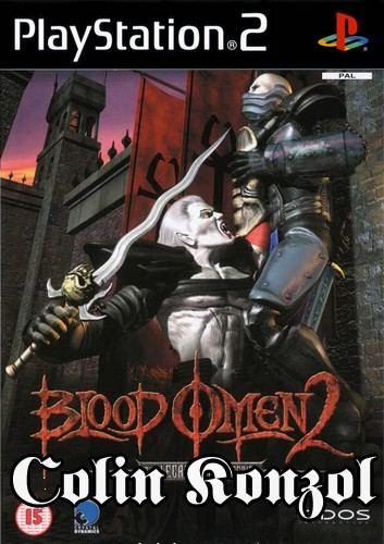Blood Omen 2 (Német borító, választható angol nyelv)
