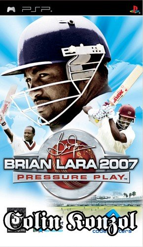 Brian Lara Cricket 2007 Pressure Play