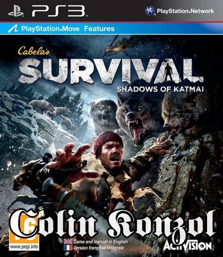 Cabela's Survival Shadows of Katmai (Co-op)