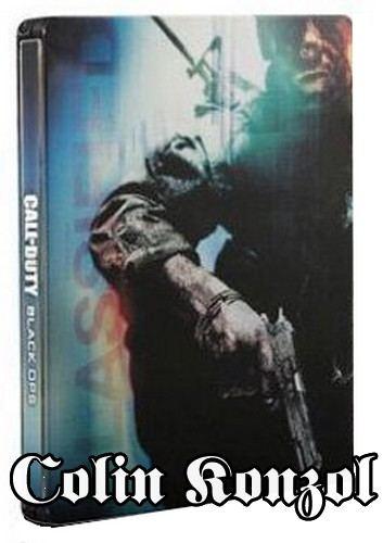 Call of Duty Black Ops (Co-op) (Steelbook Edition)