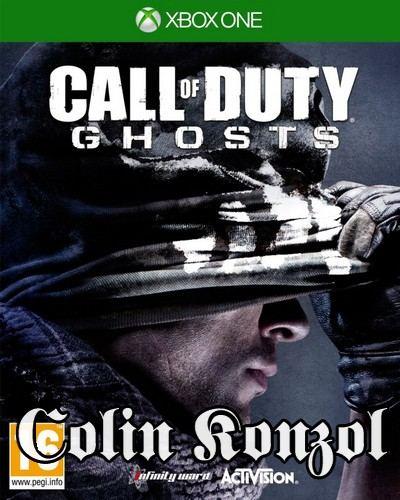 Call of Duty Ghosts (új)
