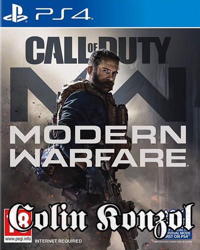 Call of Duty Modern Warfare (2019) (Offline 1-2)