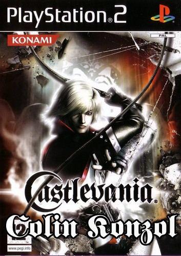 Castlevania Lament Of Innocence(Német borító, választható angol nyelv)