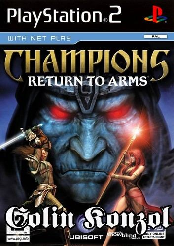 Champions Return to Arms (Co-op) no manual