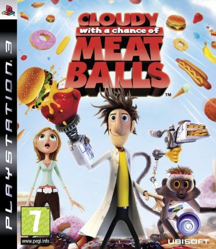 Cloudy with a Chance of Meatballs (Co-op)