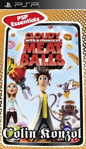Cloudy with a Chance of Meatballs (PSP Essentials)