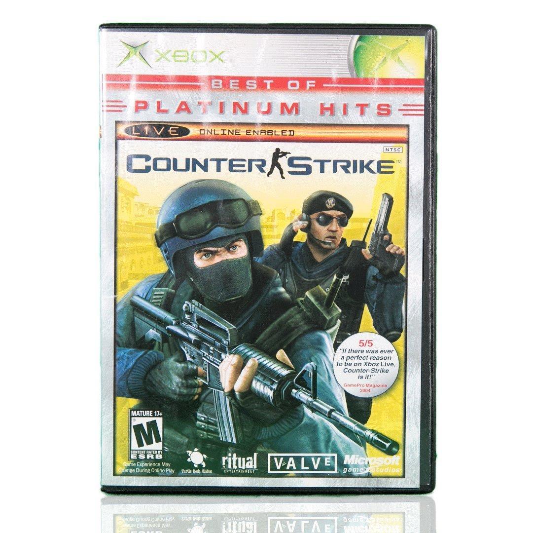 Counter Strike (Platinum)