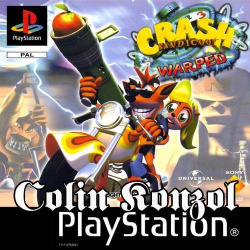 Crash Bandicoot 3 (only disc)