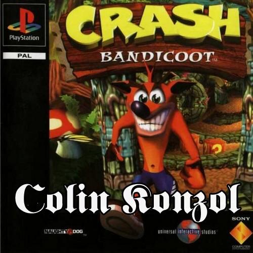 Crash Bandicoot 1 Big Box (No manual, demo disc)