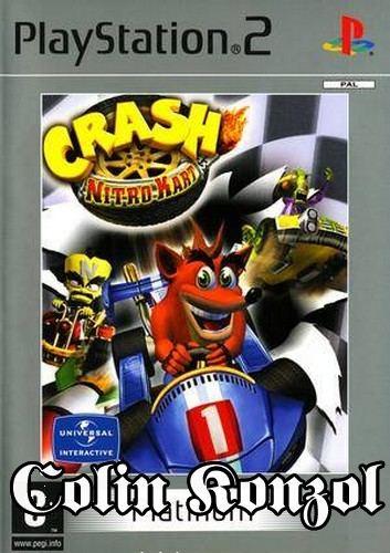 Crash Nitro Kart (Platinum) (no manual)