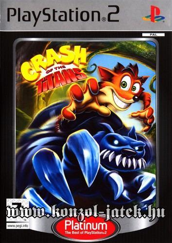 Crash of the Titans (Co-op) (Platinum) (Holland borító) (választható angol nyelv)