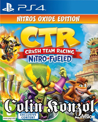 Crash Team Racing Nitro-Fueled (Offline 1-4)