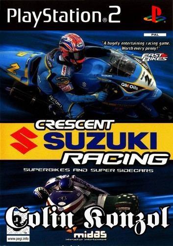 Crescent Suzuki Racing Superbikes and Super Sidecars
