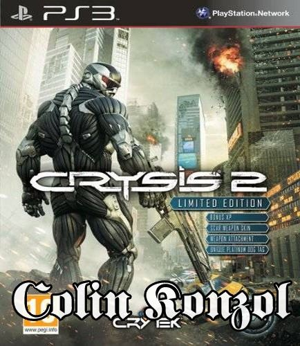 Crysis 2 (3D komp.)