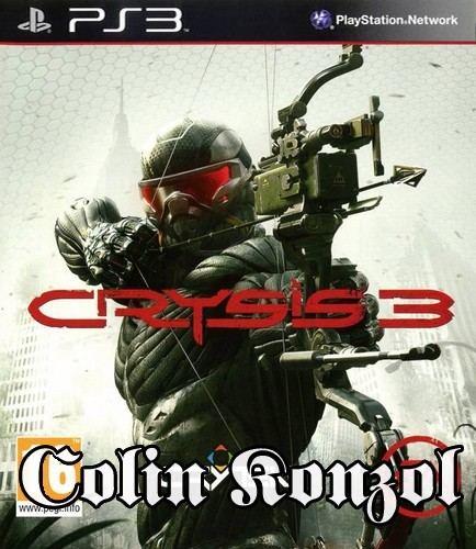 Crysis 3 (3D komp.)