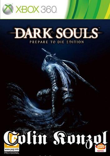Dark Souls (Prepare to Die Edition) (Xbox One komp.)