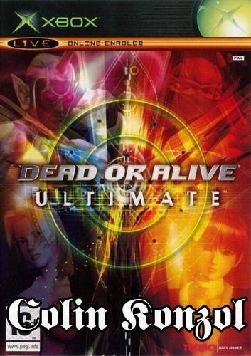 Dead or Alive Ultimate (Xbox 360 komp.)